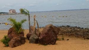 Costañera Playa San José, Encarnación, Departamento Itapúa, Paraguay