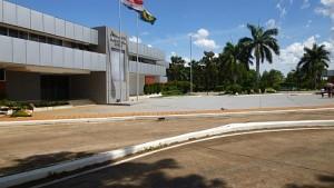 Wasserkraftwerk Itaipu - Besucherzentrum