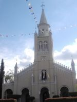 Kirche in Aregua